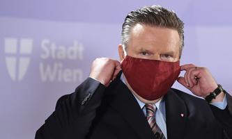 Auf der Zielgeraden könnte das Coronavirus für Bürgermeister Michael Ludwig (SPÖ) noch zum Problem werden.