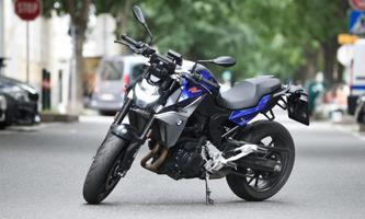Mehr Hubraum, mehr Leistung, sportlicher als die Vorgängerin F800 R: BMW F900 R, Preis ab 9990 Euro.