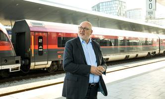 ÖBB-Chef Andreas Matthä