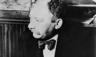 Meister der Beobachtung und der Beschreibung, der Sprache und der Formulierkunst: Joseph Roth.