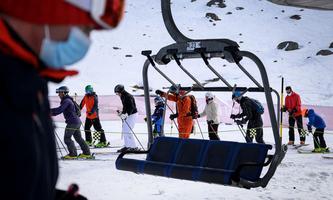 Skifahren ist absolut böse.