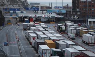 Hafen von Dover: Ohne zollrelevante Dokumente geht ab 1. Jänner 2021 dort gar nichts mehr.