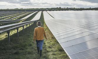 Fotovoltaik ist eine feine Sache – wenn man gute Konzepte gegen die Winterstromlücke hat.