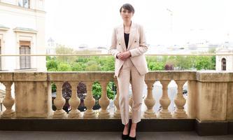 """""""Wenn wir eine Trendwende wollen, muss sich das Männerbild ändern"""", sagt Sigrid Maurer."""