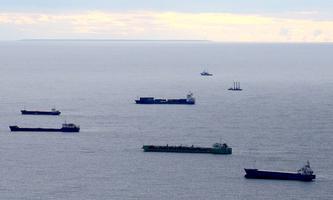 Je größer ein Schiff, umso robuster auch auf unruhiger See.