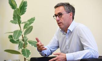Bauernbund-Präsident Georg Strasser