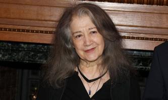Martha Argerich (Archivbild)