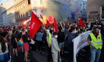 Es darf nicht einreißen, dass Kurden und Türken ihren Konflikt auf Wiens Straßen austragen.