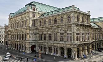 Archivbild: Die Wiener Staatsoper