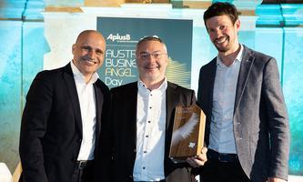 Business Angel of the Year Markus Ertler