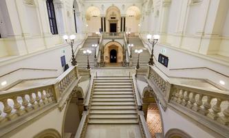 An der Uni Wien sollen etwa 40 Prozent der Lehrveranstaltungen rein in Präsenz stattfinden.