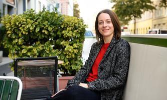 Sarah Krobath erzählt als Sarah Satt von einer (unfreiwilligen) Kulinarikjournalistin.