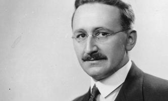Dem Liberalen scheint Freiheit durch jede staatliche Regulierung gefährdet: Friedrich August von Hayek.