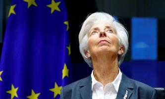 FILE PHOTO: ECB President Lagarde testifies before the EU Parliament´s Economic and Monetary Affairs Committee in Brussels