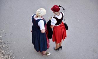 Was eint? Sprache, Tradition und Gebräuche oder der formale Ort der Geburt?