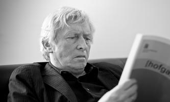 """WK6061, 295197Legendärer Herausgeber der """"Manuskripte"""" und sprachgewaltiger Schriftsteller: Alfred Kolleritsch."""