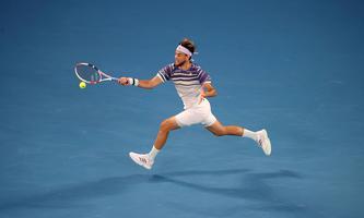 Dominic Thiem könnte Roger Federer schon bald als Nummer drei der Welt ablösen.