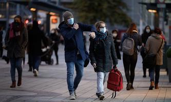 SWITZERLAND-HEALTH-VIRUS