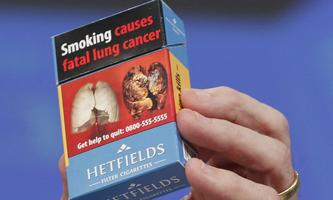 koennten ZigarettenPackungen bald aussehen