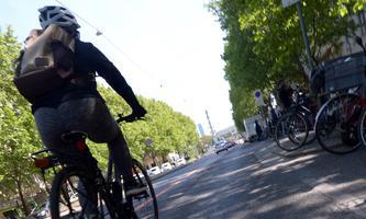 Das Fahrrad bedeutete Freiheit.