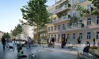 Wien-untypisch, aber vielleicht nicht mehr lang: Fassaden-Version von Smart Balkon (links), der Wienbalkon mit abgeschrägter Unterseite.