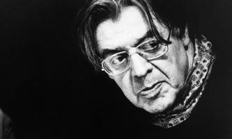 Mit seinen leisen Tönen, mit seinen Liebesgedichten prägt er sich am meisten ein: Erich Fried.