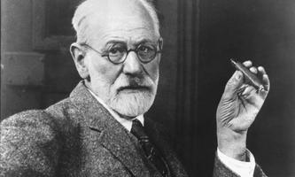 Unermüdlich den Geheimnissen des Seelenlebens auf der Spur: Sigmund Freud.