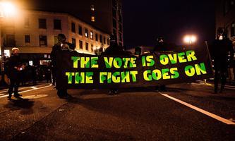 Das republikanische und das demokratische Amerika haben sich in einen kalten Bürgerkrieg manövriert.