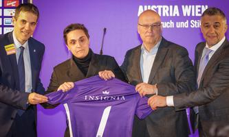 SOCCER - BL, A.Wien, press conference