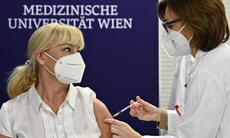 AUSTRIA-HEALTH-VIRUS-VACCINE