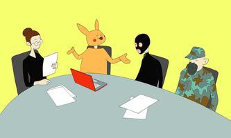 Der Arbeitgeber darf vieles vorgeben, das eigene Privatleben nicht. Zumindest solange dieses nicht negativ abfärbt.