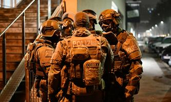 Die Operation Luxor im November war laut OLG Graz rechtswidrig.