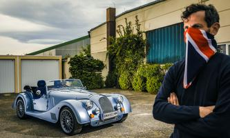 Neues Kapitel nach 70 Jahren: Morgan Plus Six mit brachialer BMW-Power.