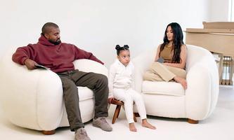 Herzeigbar, aber etwas unpersönlich: Kanye West entwarf die minimalistischen Wohnräume für seine Celebrity-Familie.