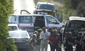 Polizeieinsatz bei Siegendorf