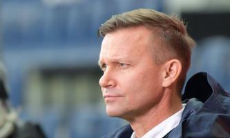 Salzburg Trainer Jesse Marsch