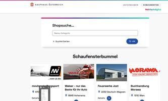 """Screenshot """"Kaufhaus Österreich"""""""