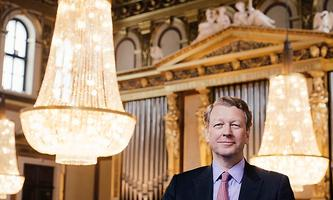 """""""Eine Programmänderung. Man spielte Bruckners Neunte"""": Thomas Angyan erinnert sich an sein erstes Konzert im Musikverein."""