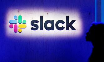 Der Bürochat-Anbieter Slack profitiert vom Boom des Home-Office.