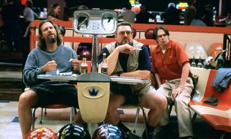Jeff Bridges, John Goodman & Steve Buscemi Characters: Jeffrey Lebowski - The Dude,Walter Sobchak & Theodore Donald Don