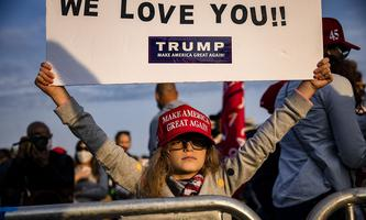 Wünschen wir Trump gute Genesung.