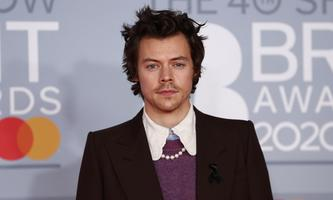 Harry Styles Affinität zu Perlenketten ist gut dokumentiert.