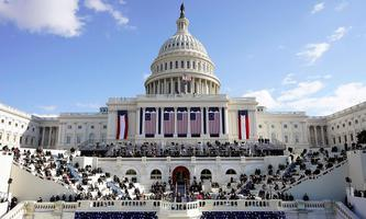 Joe Biden bei seiner ersten Rede als US-Präsident vor dem Kapitol in Washington D.C.