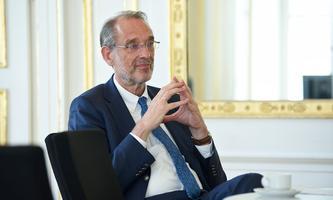 """""""Jetzt sind die Hochschulen am Zug"""", sagt Heinz Faßmann (ÖVP). Und: """"Die 3G-Regel wird sich durchsetzen."""""""