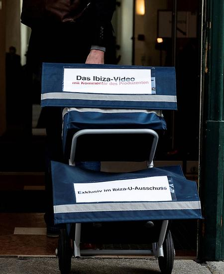 Ibiza-Untersuchungsausschuss: Alles nur Polit-Show?
