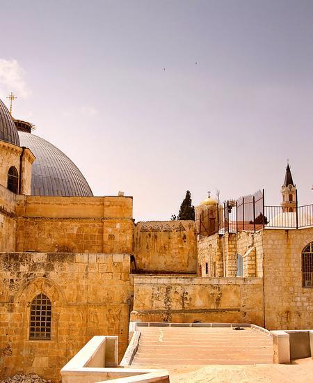 Israel wartet auf Touristen, Jerusalem auf die Pilger.