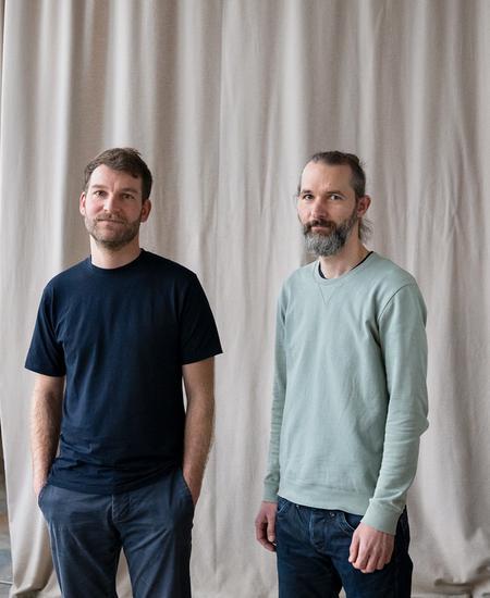 Michael Meier (links) und Christoph Franz widmen sich von Zürich aus künstlerischen Projekten in verschiedenen Städten.