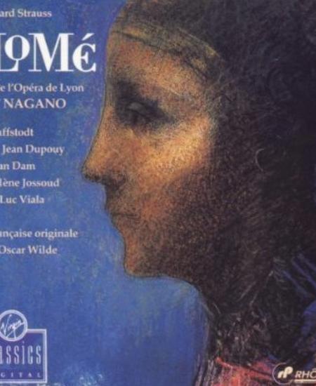 Cover der CD-Erstaufnahme, Virgin Classics