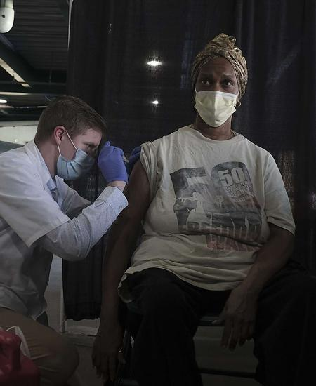 US-FREE-FLU-SHOTS-ARE-ADMINISTERED-AT-COMERICA-PARK-IN-DETROIT