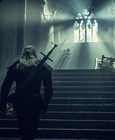"""Henry Cavill ist jetzt nicht mehr Superman, er ist der """"Witcher"""" Geralt of Rivia"""